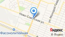 Getfloret.ru на карте