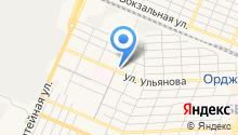 Б/Утик на карте