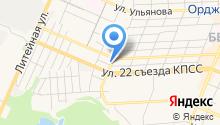 Автомагистраль32 на карте