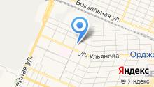 Арт-сервис на карте