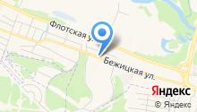 SkyDex на карте