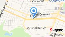 Автокраски.ру на карте