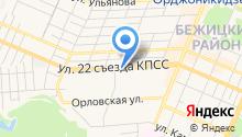 City sale на карте