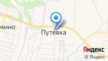Универсальный магазин Ивашкина Г.А. на карте