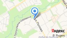ARTЕЛЬ СТУДИЯ ЛАНДШАФТА на карте