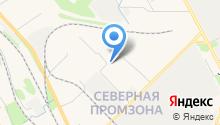 АКАР, ЗАО на карте