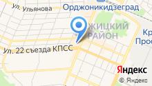 Centro на карте