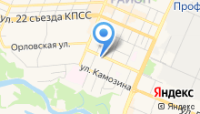 АЗОНПУЛЬС на карте