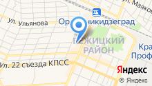Администрация Бежицкого района на карте