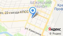 АСКОН-Брянск на карте