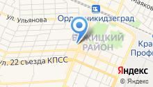 Юрист Шараевский А.В. на карте