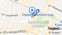 BOLUMAS на карте