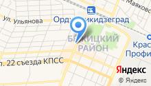 Tempo Kids на карте
