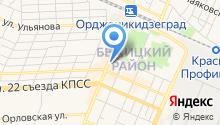 ProfiService на карте