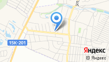 Автосервис на Дубровской на карте