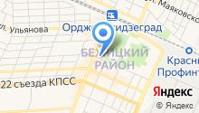 Нотариус Евдокименко Н.М. на карте