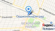 Irisk professional на карте