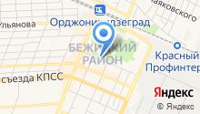 Детская школа искусств №1 им. Т.П. Николаевой на карте