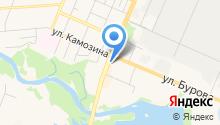 Lash bar на карте