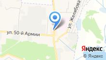 Платежный терминал, Среднерусский банк Сбербанка России на карте
