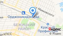 Авиационно-спортивный клуб на карте