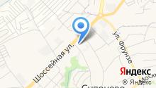 ТехКомСтрой на карте