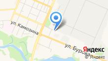 Автостар на карте