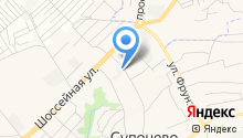 ТКН-СТРОЙ на карте