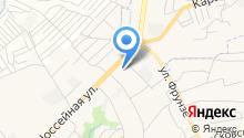Брянская межобластная ветеринарная лаборатория, ФГБУ на карте