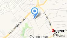 АвтоВыбор.ру на карте