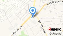 Брянск-Транзит на карте