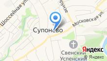 ЭЛЕКТРО на карте