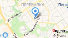 АВЕЯ, ТСЖ на карте