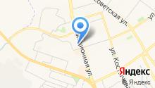 Автомир-Брянск на карте