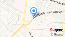 Ателье Елены Викторовны на карте