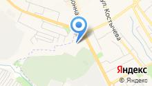 Автосервис на Красноармейской на карте