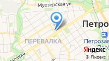 Автосалон на Чапаева на карте