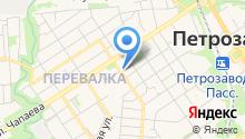 АДВЕНТ на карте