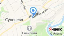 Unika на карте