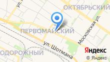 Автоэкспертная компания на карте