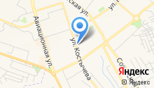 Адвокатский кабинет Белякова С.В. на карте