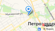 АДВА Центр на карте