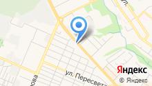 Автотехцентр на Красноармейской на карте