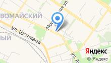Алем-Тур на карте