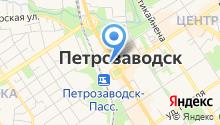 Pedant Петрозаводск на карте