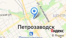 Адвокатский кабинет Зуба И.И. на карте