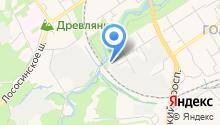 Metallkoff на карте