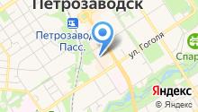 Адвокатский кабинет Ворониной М.Л. на карте