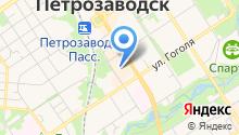 ESTEL PETROZAVODSK STUDIO на карте