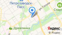 Адвокатский кабинет Козинского Б.П. на карте